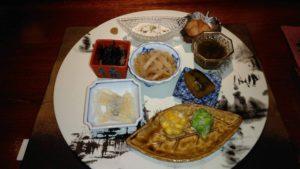 渋谷円山町「わだつみ」のベジタリアン料理