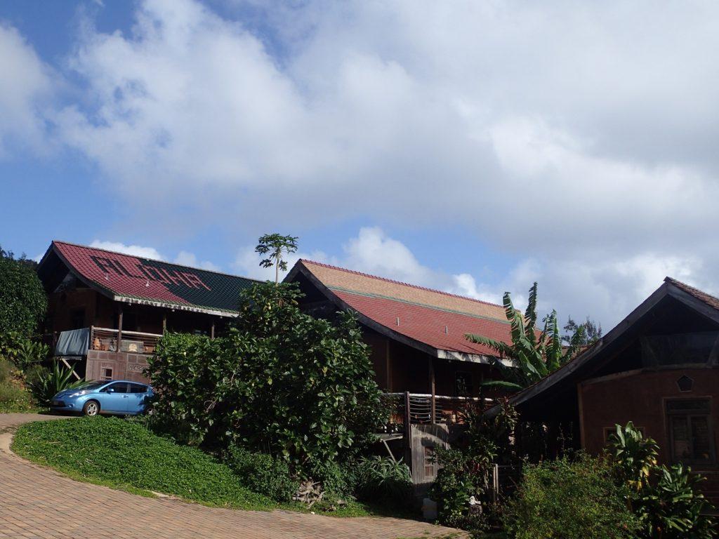 カウアイ島の最高の宿、Lazy Farmer Ranch!