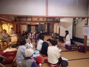 映画「かみさまとのやくそく」上映会+クリスタルボウル瞑想会、無事終了しました!