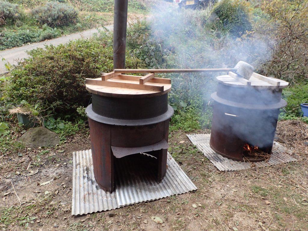 農楽里の醤油絞り、やはり美味しく、そして楽しかったです~!